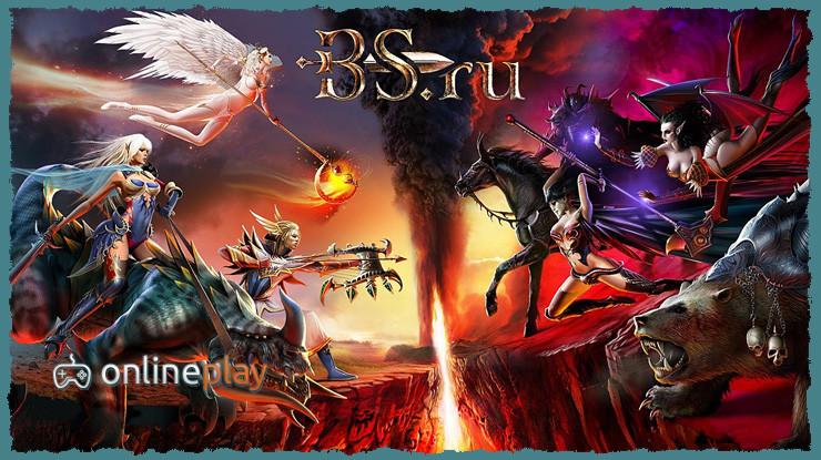 Онлайн игра Blood and Soul