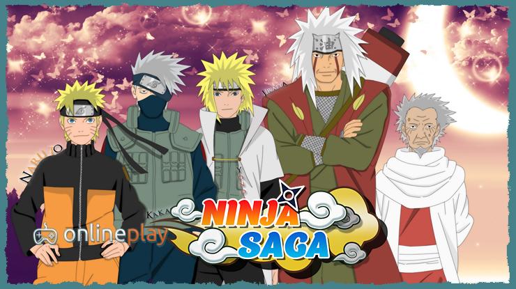 Онлайн игра Ninja Saga