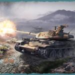 Онлайн игра World of Tanks