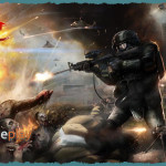 Онлайн игра Z-War