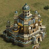 Замок 26 уровня