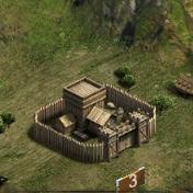 Замок 3 уровня