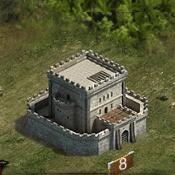 Замок 8 уровня