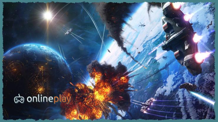 Онлайн игра Звездные призраки (Starghost)