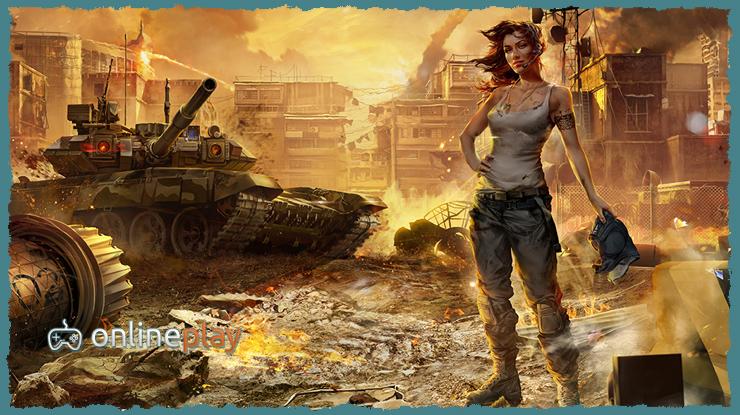 Игра Armored Warfare