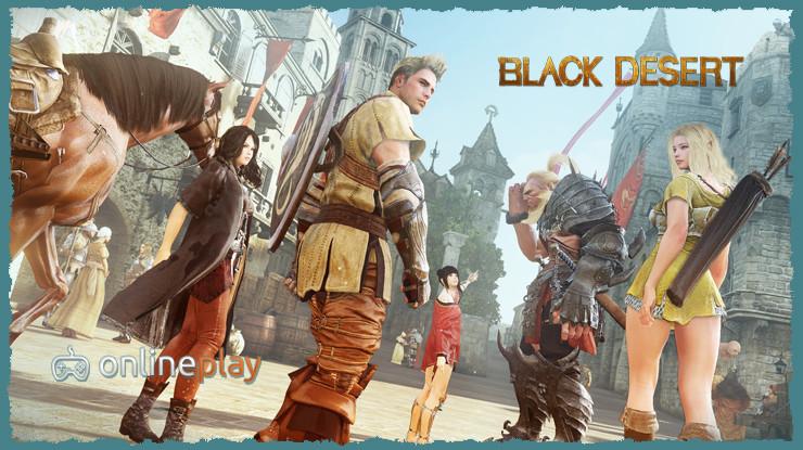 Онлайн игра Black Desert