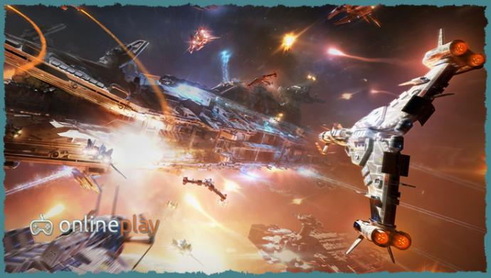 Онлайн игра Star Conflikt