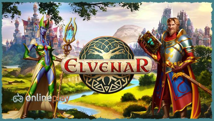 Онлайн игра Elvenar