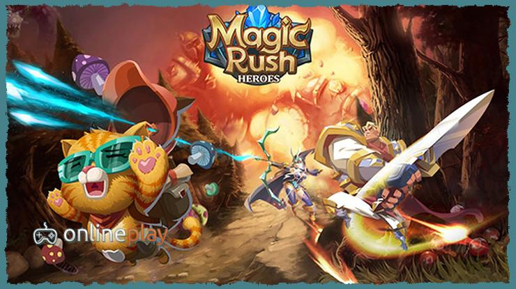 Игра Magic Rush