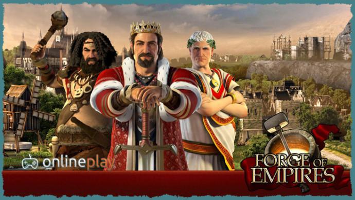 Онлайн игра Forge of Empires