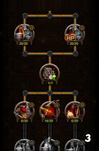 Очки навыков лорда 3