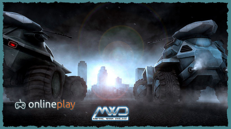 Онлайн игра Melal War Online