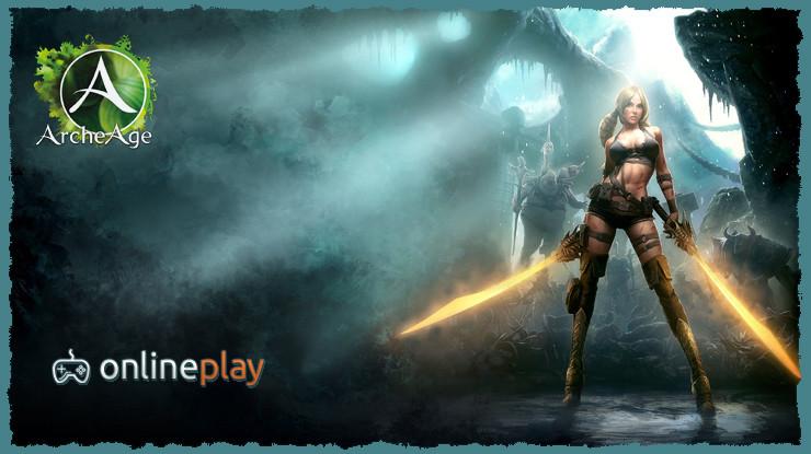 Онлайн игра ArcheAge