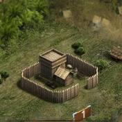 Замок 1 уровня