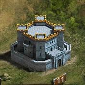 Замок 12 уровня
