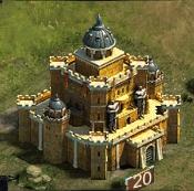 Замок 20 уровня