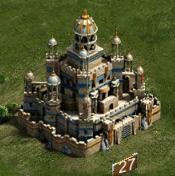 Замок 27 уровня