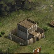 Замок 4 уровня