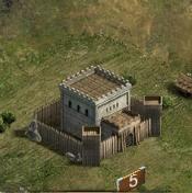 Замок 5 уровня