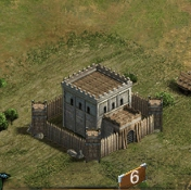 Замок 6 уровня