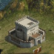 Замок 7 уровня