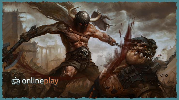 Игра Battles for Glory