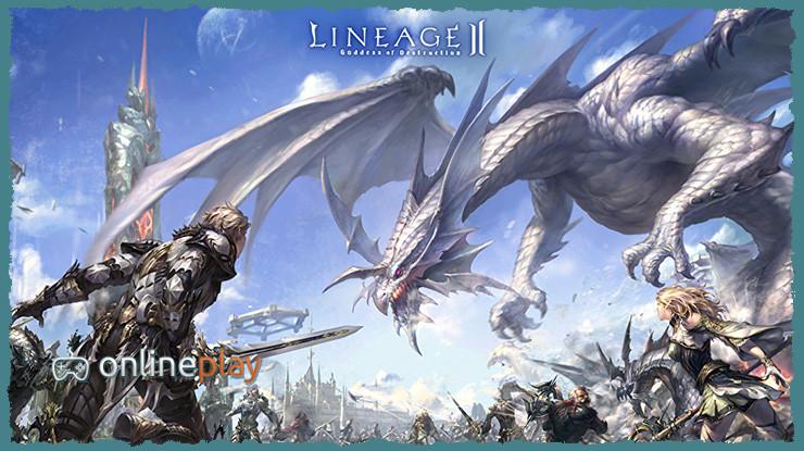 Онлайн MMO Lineage 2